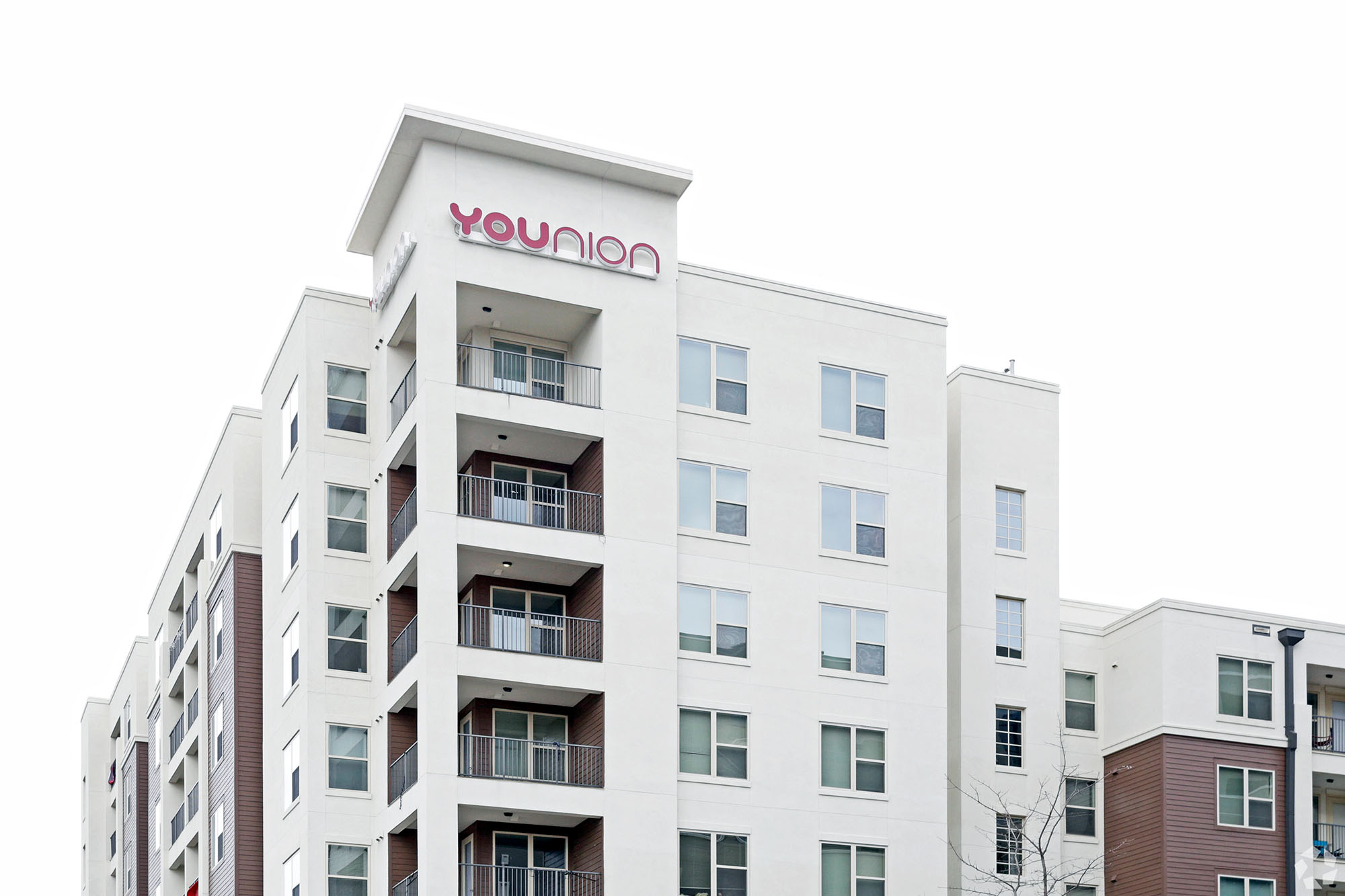 YOUnion Fayetteville exterior building